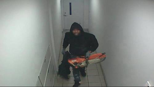 Suspect involved in botched burglary possibly tied to old heist