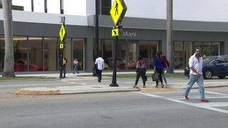 Malfunctioning, damaged flashing pedestrian signs in Miami to be&hellip&#x3b;