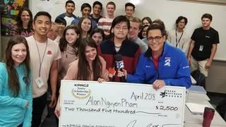 KPRC Senior Scholarship: Alan Nguyen Pham