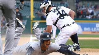 Both games of Detroit Tigers doubleheader vs. Yankees postponed due to weather