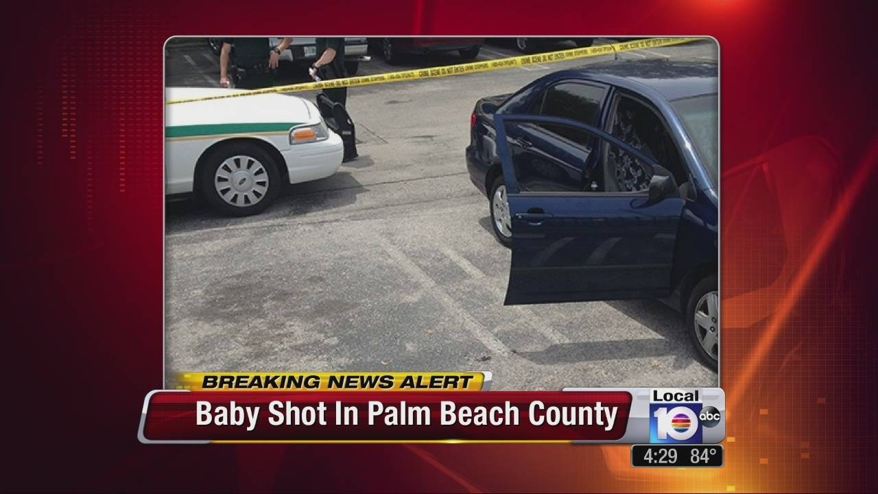 18-month-old boy dies after shooting in West Palm Beach