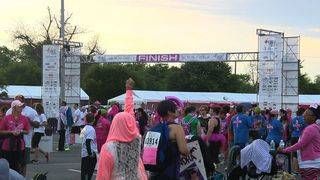 Thousands expected for Komen Race for the Cure