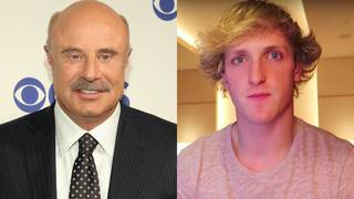 Dr  Phil Speaks Out on Logan Paul After YouTube Suicide Video