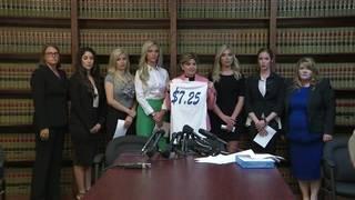 Texans face new cheerleader lawsuit alleging unfair working conditions,&hellip&#x3b;