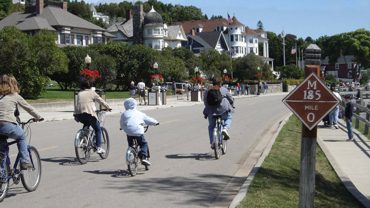 Most bicycle-friendly states