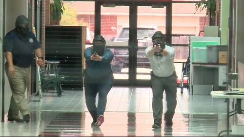 More school districts arming teachers, staff