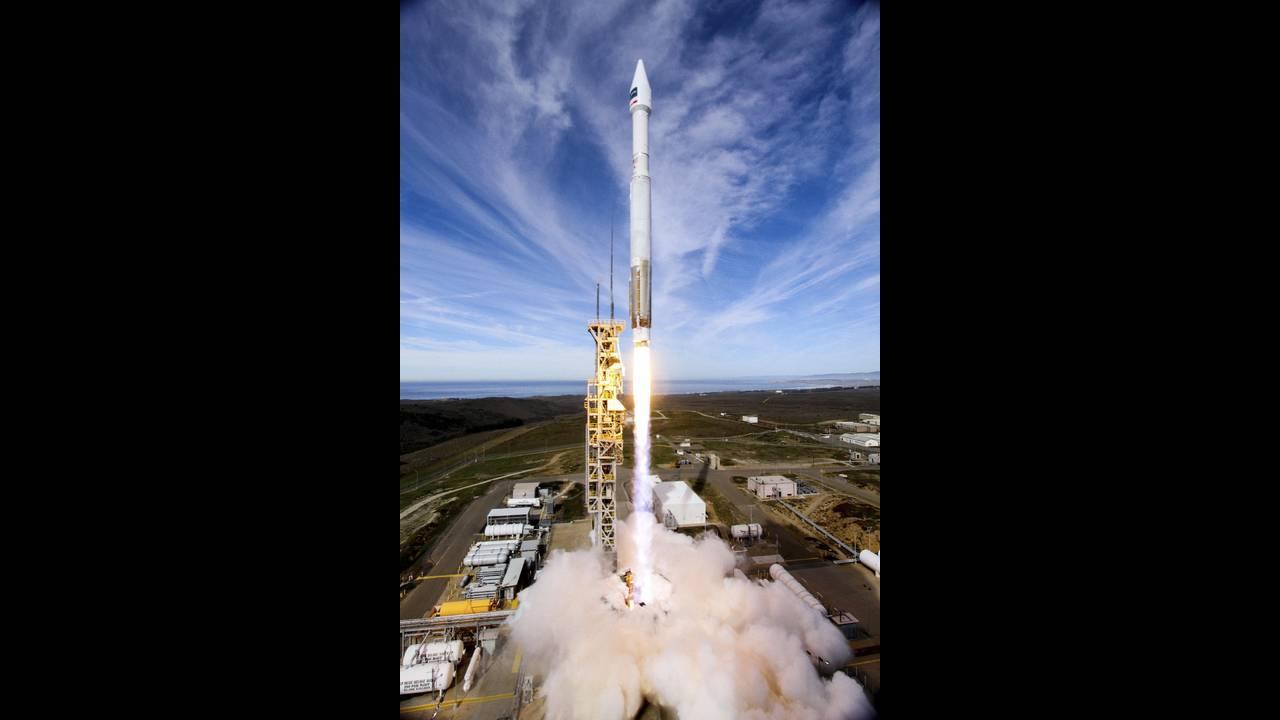 Imaging Satellite Launch