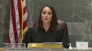 Milberg: Judge's attack on journalists was unbecoming