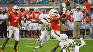 Miami-FIU football game to be played at Marlins Park