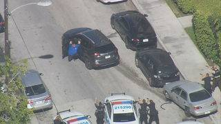 Carjacking outside Dadeland Mall leads to police chase in Miami