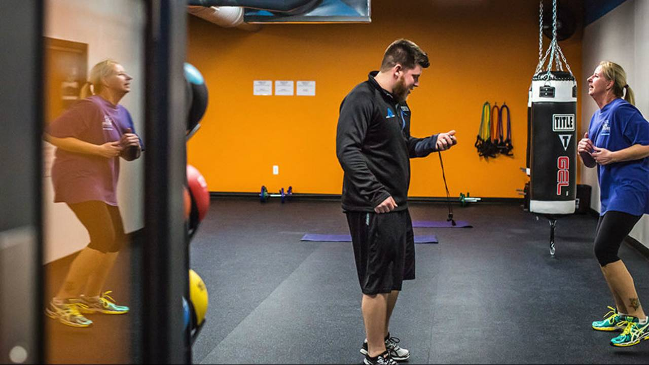 Applied Fitness personal training