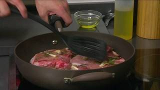 Daytime Kitchen: Rosemary Garlic Pork Chops