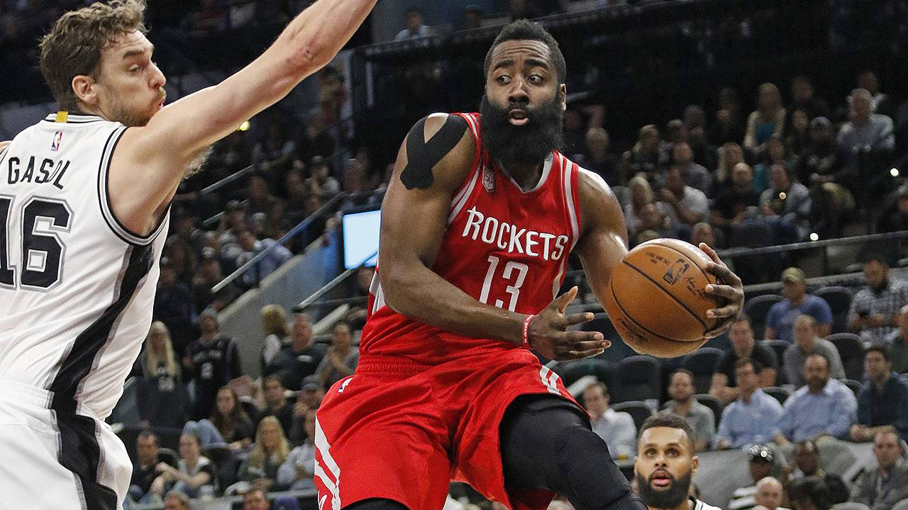 1da5c5fcff72 Rockets  star James Harden named Western Conference Player of the Week.  Third time Harden has received award this season