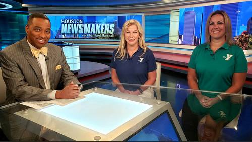 Houston Newsmakers for May 19: YMCA and KPRC team up to reduce drowning deaths