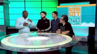 """Members of """"Game of Thrones"""" Night Watch and Syrio Forel 