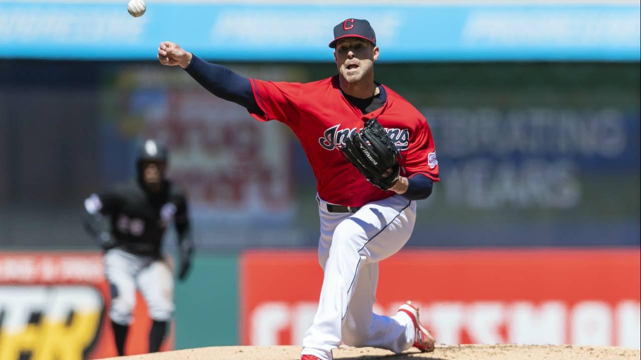 Corey Kluber Cleveland Indians 2019