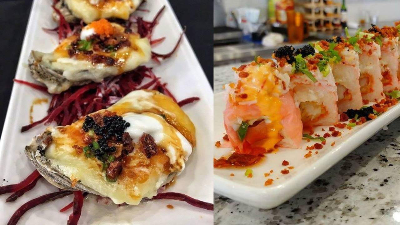 Azul Seafood Tapas