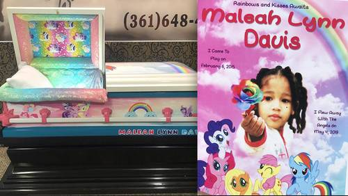 'Not a sad funeral:' Mayor Tuner, Rep. Sheila Jackson Lee weigh in on Maleah funeral
