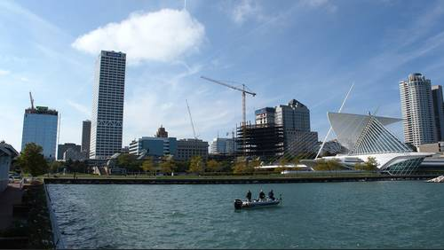Milwaukee chosen over Houston as site of 2020 Democratic National Convention
