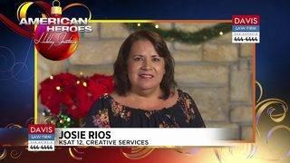 Holiday Greetings: Josie Rios