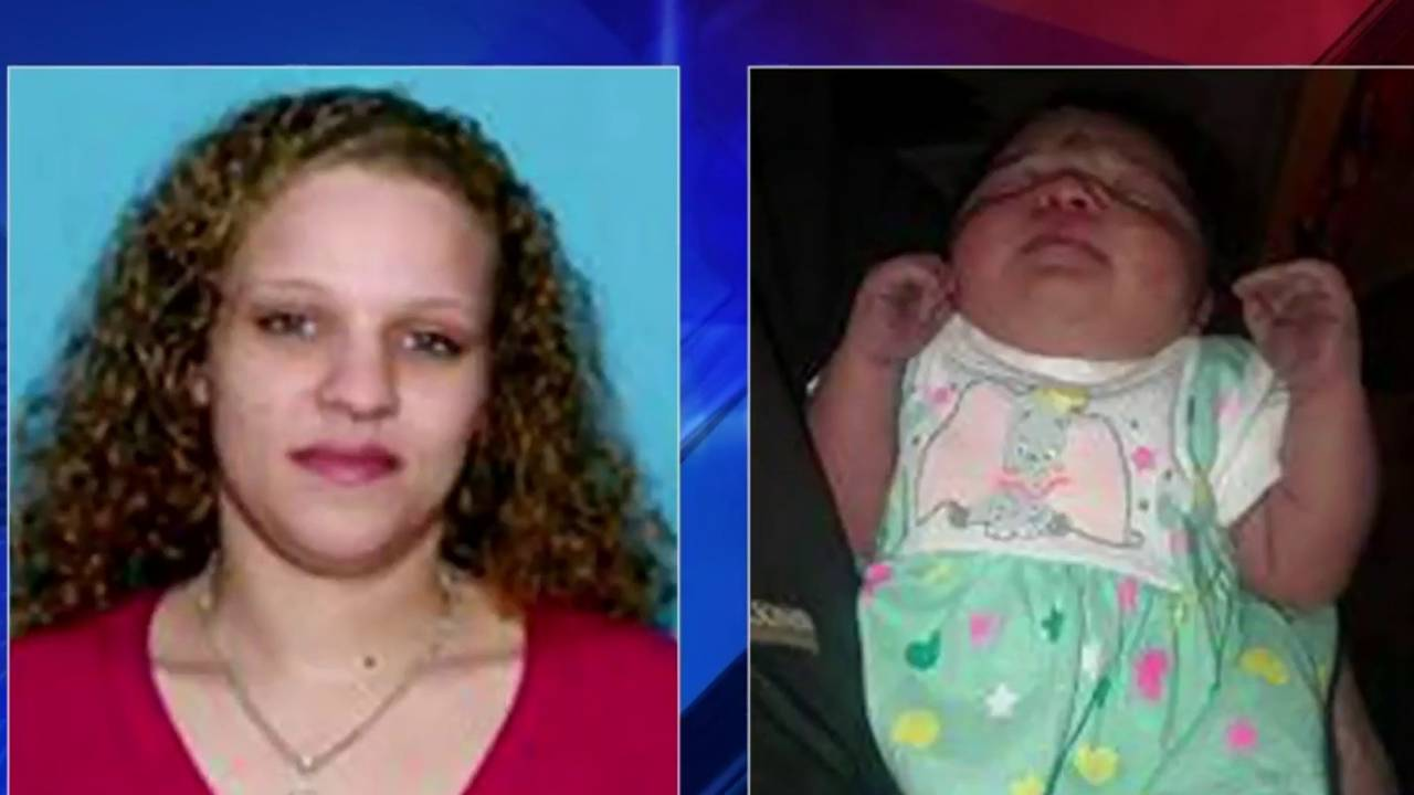 Michigan police seek mother, 6-day-old dauther20190319103336.jpg