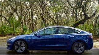 Cheaper Tesla Model 3 on the way