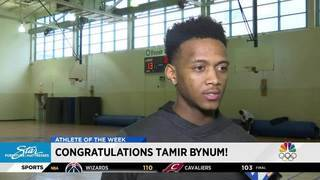 Star Athlete of the Week: Tamir Bynum