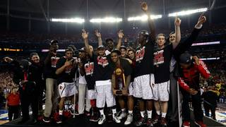 Louisville vacating 2013 national basketball championship