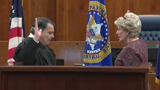 Ex-Bexar County sheriff sworn in as U.S. marshal