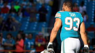 Suh signs one-year deal with Rams