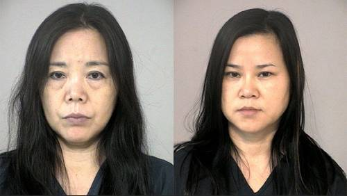 2 women accused of prostitution at massage parlor in Fort Bend County