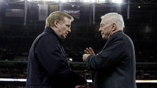 AP source: Cowboys owner Jerry Jones to pay NFL $2 million for legal fees