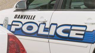 Danville police officer falls asleep on patrol, hits parked car
