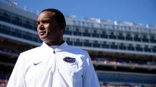 New Gators coach Mullen fires Shannon, hires Gonzales, Hevesy, says AP source