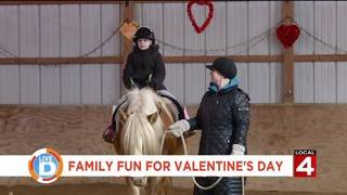Fun and affordable activities to do as a family on Valentine's Day