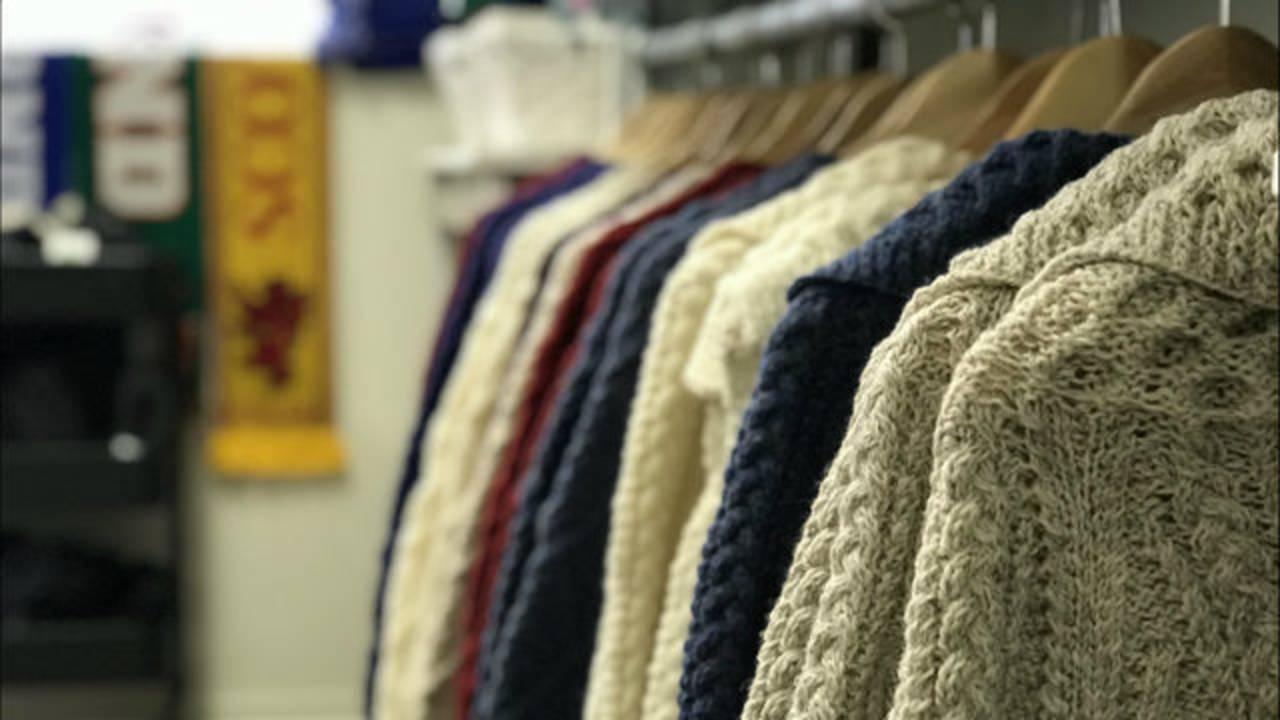 Sweaters Real Irish