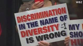 Harvard sued over affirmative action