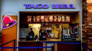 Taco Bell is one of the healthiest fast-food chains in America