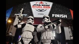 Brazilian runners dominate Star WarsRival Run Half Marathon at Disney