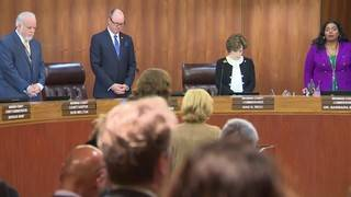 Broward County commissioners honor Parkland shooting victims