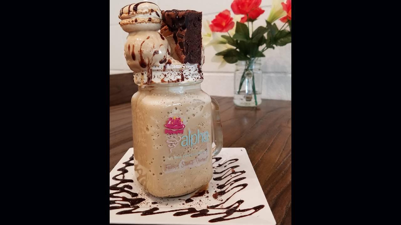 Alpha Dessert Juice Cafe 7-24-19
