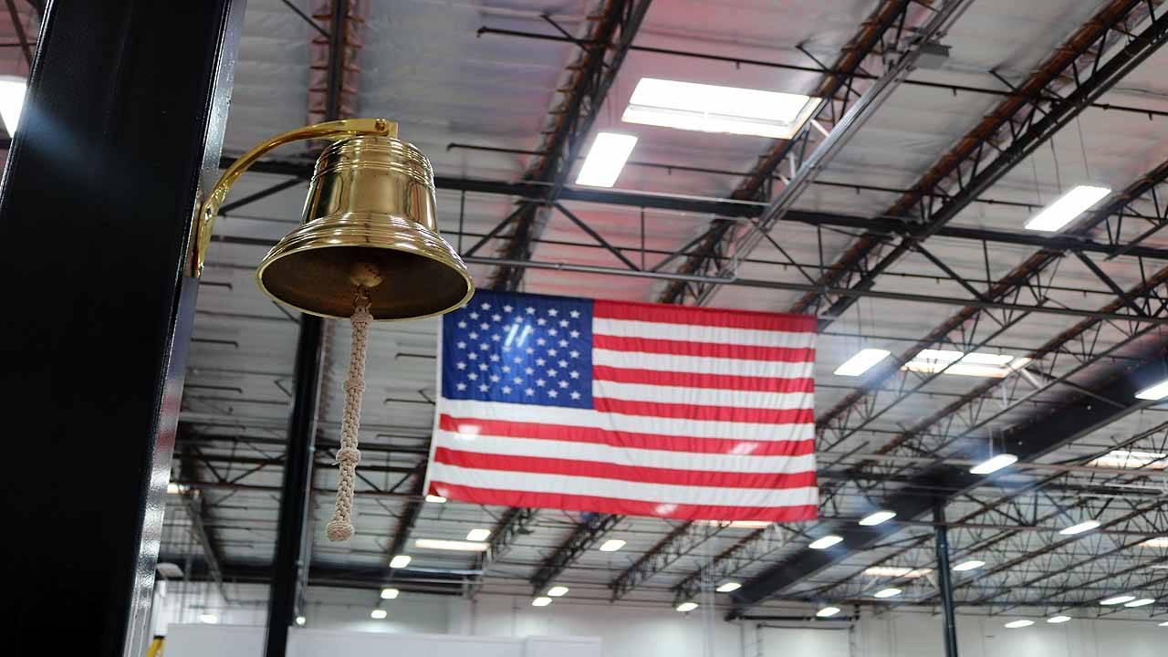 Rocket Lab bell
