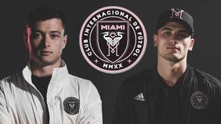 Inter Miami CF sign first players in club history