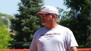 Thomas out as Hokies softball coach