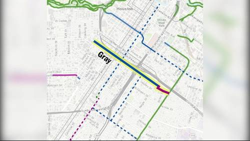 Everything you should know about the Gray Street bike lane project