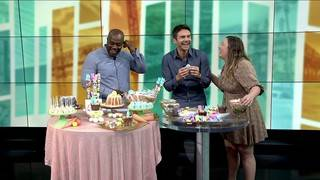 Simple Easter Treats with Alleycakes Bakery   River City Live