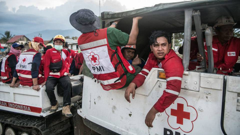 Tragedy in Indonesia