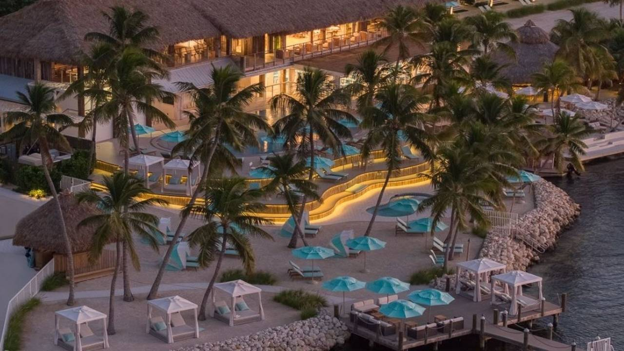 First Adult-only, All-inclusive Resort Opens In Florida Keys