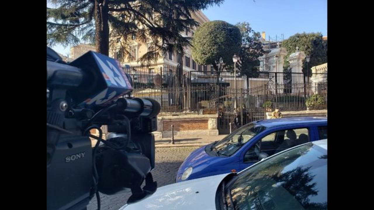 Waiting outside the Vatican Embassy_1550875085592.jpg.jpg