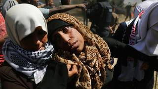 More protests ahead in Gaza after deadly day